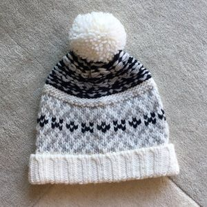 Gap knitted hat